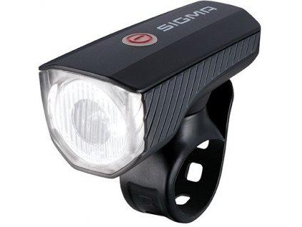 SIGMA světlo set - přední + zadn AURA 40 USB + NUGGET II.