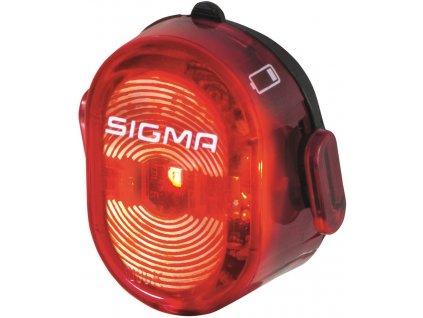 SIGMA světlo set - přední + zadn BUSTER 100 + NUGGET II. FLASH