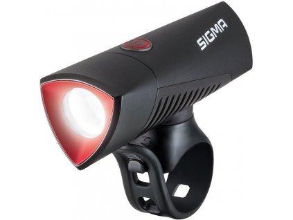 SIGMA světlo set - přední + zadn BUSTER 300 + NUGGET II. FLASH