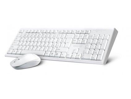 Connect IT CI-1118 COMBO White bezdrátový set klávesnice a myši