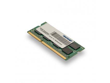 Patriot Signature DDR3 4GB 1600MHz 2R SODIMM