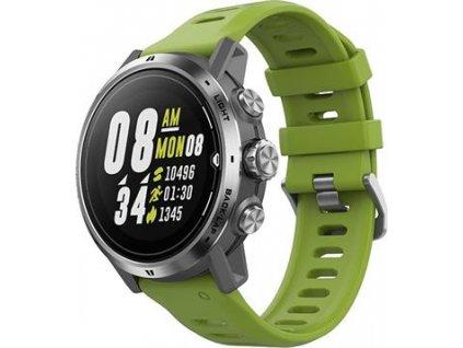 Coros Apex Pro Premium GPS Multisport Watch - stříbrné