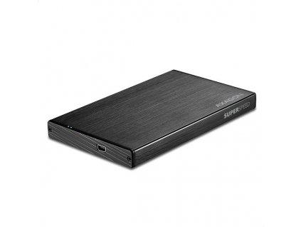 AXAGON EE25-XA3 ALINE box, černý
