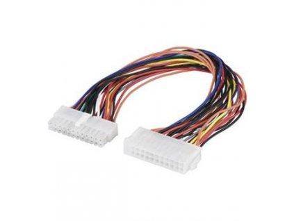 PremiumCord Prodlužovací kabel ATX pro zdroje 24 p