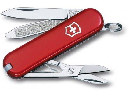 Victorinox Classic SD - červený