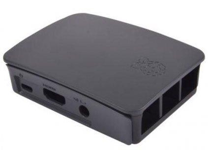 Raspberry case Original černá