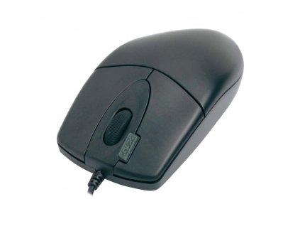 A4tech myš OP-620D, myš, 2click, 1 kolečko, 3 tlač