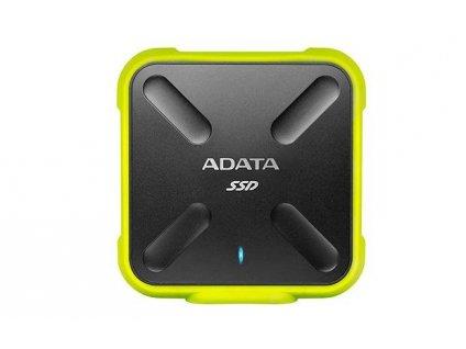 ADATA SD700 256GB SSD, žluto-černý