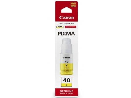 CANON GI-40, žlutá