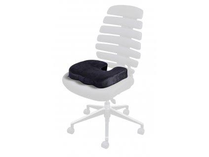 Connect IT CI-528 Anatomický polštář na židli