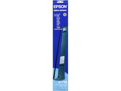 Epson barvicí páska čená S015022 pro LQ-1010/1050+1070/1170 (#7754)