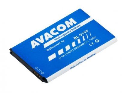 Avacom Baterie do mobilu LG H815 G4 Li-Ion 3,85V 2900mAh (náhrada BL-51YF)