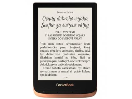 PocketBook 632 Touch HD 3 - Spicy Copper