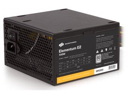 SilentiumPC Elementum E2 550W 80Plus EU
