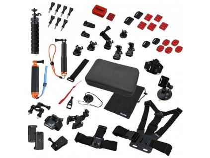 Rollei XL sada příslušenství pro outdoor pro kamery Rollei a GoPro