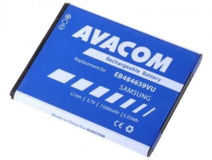 Baterie do mobilu Samsung Li-Ion 3,7V 1500mAh pro S5820 (náhrada EB484659VU)