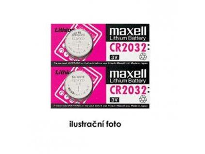 MAXELL Lithiová baterie CR 1620, 3V, blistr 1 ks
