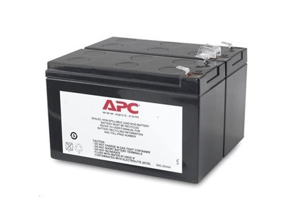 Replacement Battery Cartridge #113, BX1400UI, BX1400U-FR (APCRBC113)