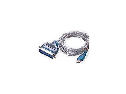 USB PŘEVODNÍK (Paralelní - PRINTER CABEL)