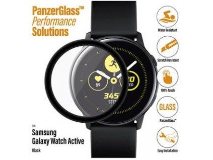 PanzerGlass SmartWatch pro Samsung Galaxy Watch Active černé celolepené