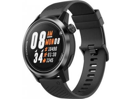Coros Apex Premium Multisport Watch, 46mm - černo-šedé