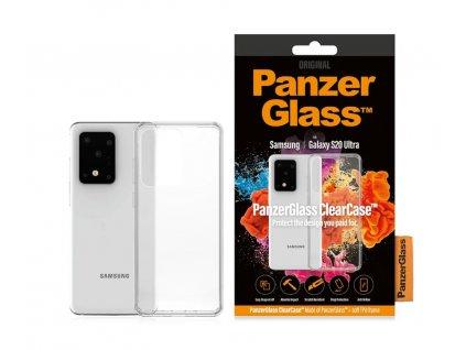 PanzerGlass ClearCase pro Samsung Galaxy S20 Ultra (0237)