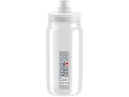 Elite Fly, 550ml - čirá/šedé logo