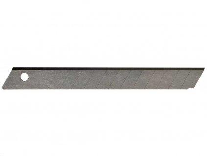 Čepelky náhradní 9 mm pro ulamovací nůž, 10ks