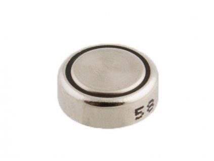 Nenabíjecí knoflíková baterie 377 Maxell Silver Oxide 1ks Blistr