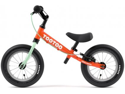Odrážedlo YEDOO TooToo - red orange