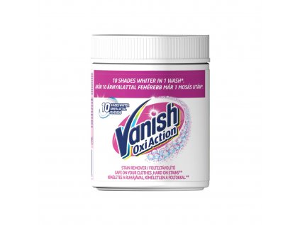 VANISH Oxi Action prášek na bělení a odstranění skvrn 470G