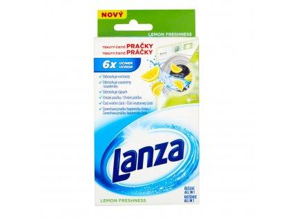 Lanza Tekutý čistič pračky Lemon 250 ml