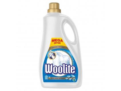 WOOLITE Extra White Brillance 3.6 l / 60 pracích dávek