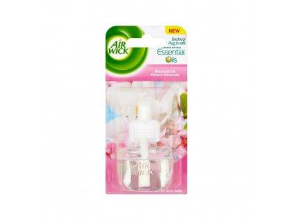 Air Wick Electric náplň Magnólie a květy třešní 19 ml