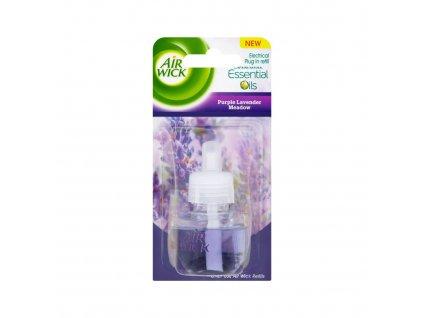 Air Wick Electric náplň Fialové levandulové louky 19 ml