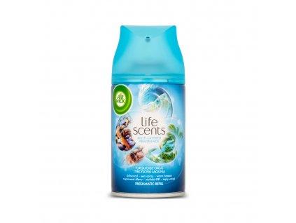 Air Wick Aut.Spray náplň Tyrkysová laguna 250 ml