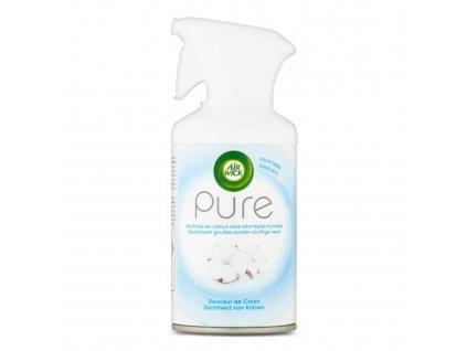 Air Wick Spray Pure Jemná bavlna 250 ml