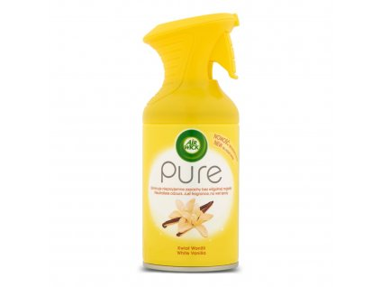 Air Wick Spray Pure Bílý květ vanilky 250 ml