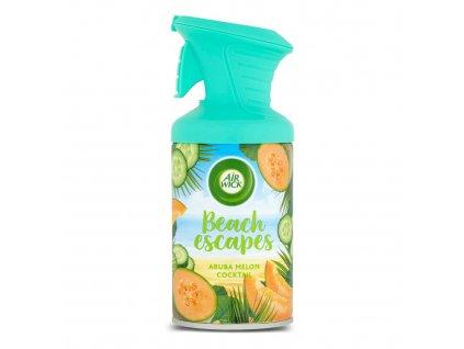Air Wick Spray Pure Aruba melounový koktejl 250 ml