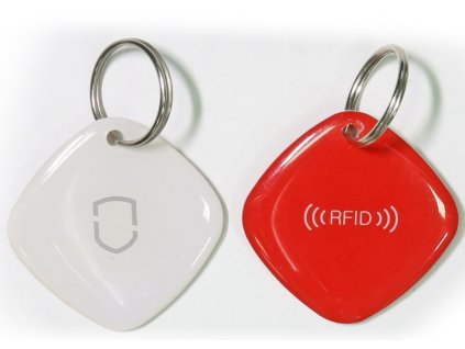 EVOLVEO Salvarix, RFID čip, červená barva
