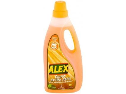 Alex čistič a extra péče na laminát 750ml