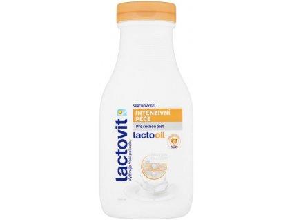 Lactovit LACTOOIL Sprchový gel Intenzivní péče 300ml