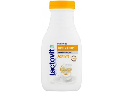 Lactovit ACTIVIT Sprchový gel ochranný 300ml