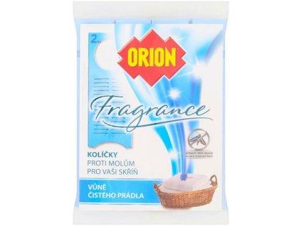 Orion Fragrance kolíčky proti molům