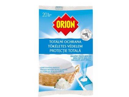 Orion kuličky proti molům 20ks