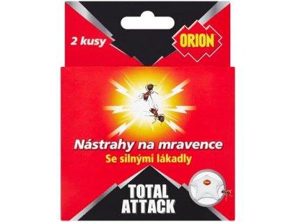 Orion Total attack nástrahy na mravence 2ks