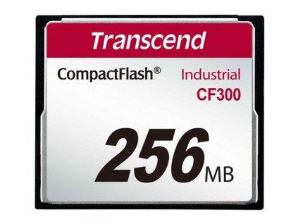 Transcend Compact Flash CF300 256MB (SLC)