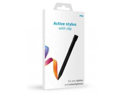 Fixed Aktivní stylus Pin pro dotykové displeje FIXS-PIN-BK