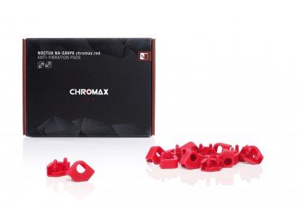 Noctua NA-SAVP5 chromax.red, 16 podložek