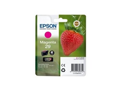 Epson T2983 Magenta 29, purpurová - originální